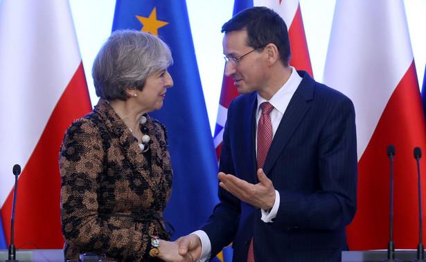 """""""Fakt, że ta wizyta nie została odwołana i miała najwyższą rangę - bo z udziałem pani premier, oraz że podpisano ważne porozumienia - to najlepszy dowód na to, że jesteśmy w pierwszym szeregu państw europejskich"""""""
