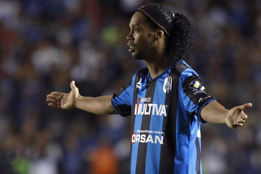 Ronaldinho nazwany złodziejem!