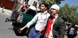80 osób zginęło w ataku terrorystycznym w dzielnicy rządowej w Kabulu