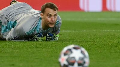 Neuer blames first-leg loss for Bayern's Champions League exit