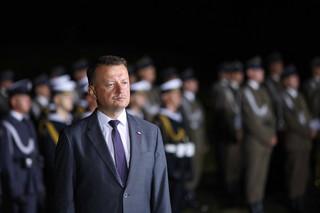 Błaszczak: Wszyscy współpracujący z Polską, którzy byli zainteresowani wyjazdem, zostali ewakuowani z Afganistanu w czerwcu