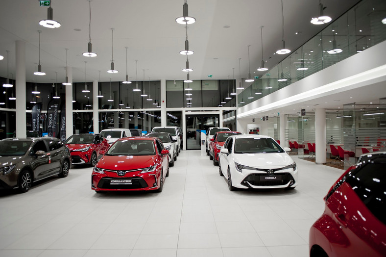 Toyota i Lexus pod jednym dachem