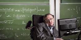 Profesor Hawking szuka kosmitów. Za 100 mln dolarów!