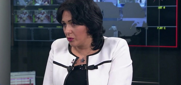 Dr Marija Zdravković, direktorka KBC