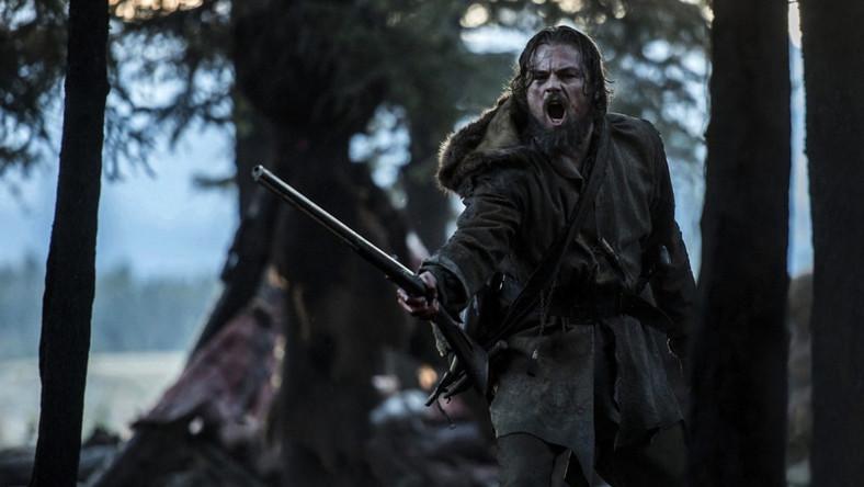 """""""Zjawa"""" i Leonardo DiCaprio z nominacjami do Oscarów"""