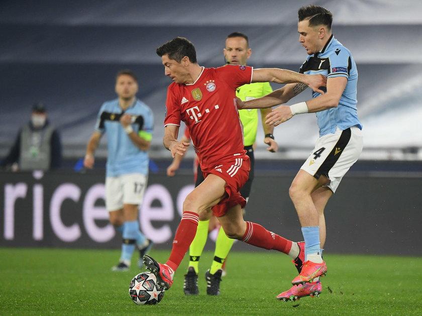 Liga Mistrzów: Lazio –Bayern 1:4