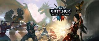 CD Projekt wyda grę mobilną: The Witcher Battle Arena