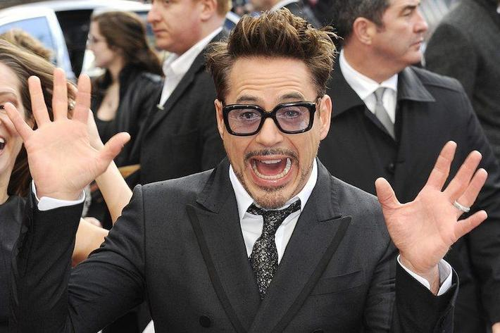 8. Robert Downey Jr. (aktor) – 80 mln dol.