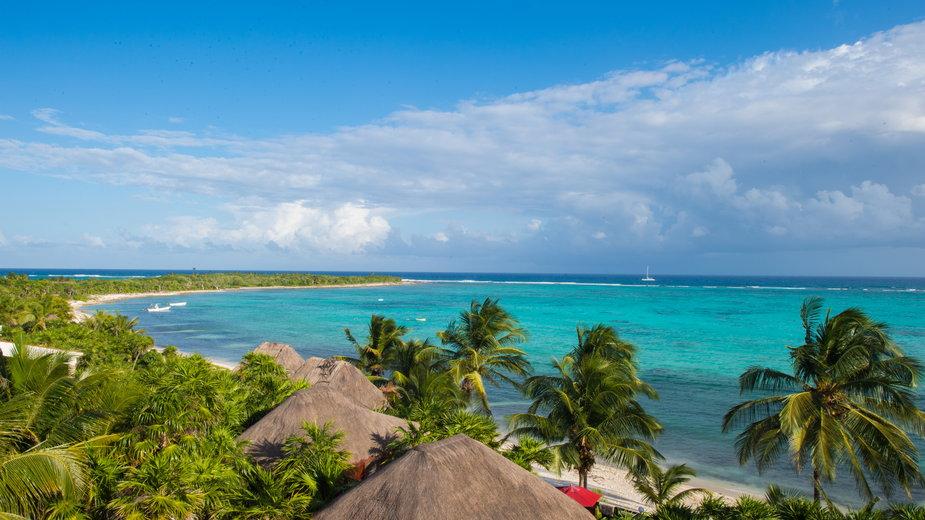 Meksyk - Riviera Maya