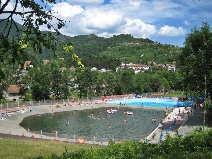 Akva park, Draguljica, Jošanička banja
