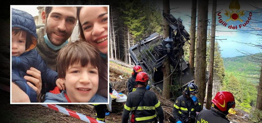 5-letni Eitan jest jedynym ocalałym z katastrofy kolejki górskiej. Stracił rodziców, rodzeństwo i dziadków