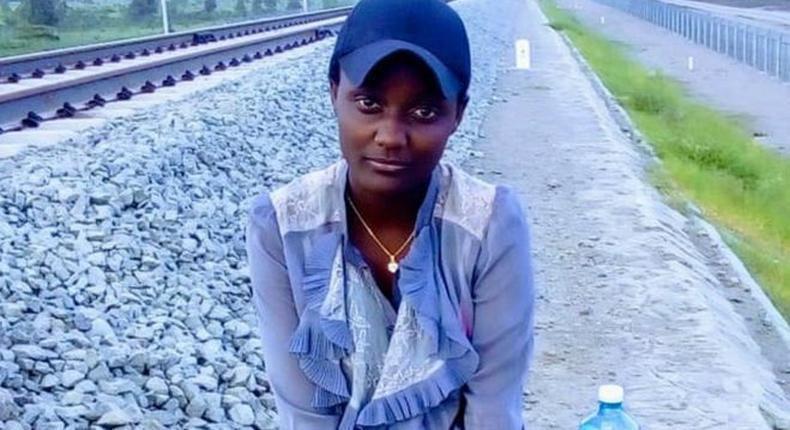 The late Anna Nduku .