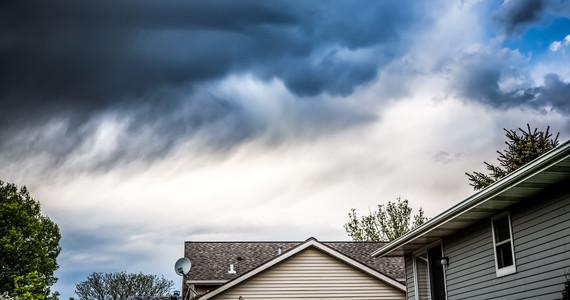Gdzie jest burza, gdzie spadnie deszcz? Prognoza pogody dla Polski