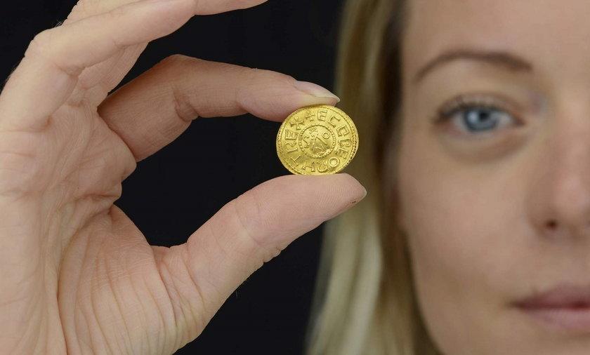 Ta złota moneta jest warta ponad milion złotych!