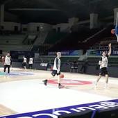 BEZ VOLDENA I U TURSKOJ Košarkaši Partizana odradili poslednji trening pred duel protiv Tofaša /VIDEO/