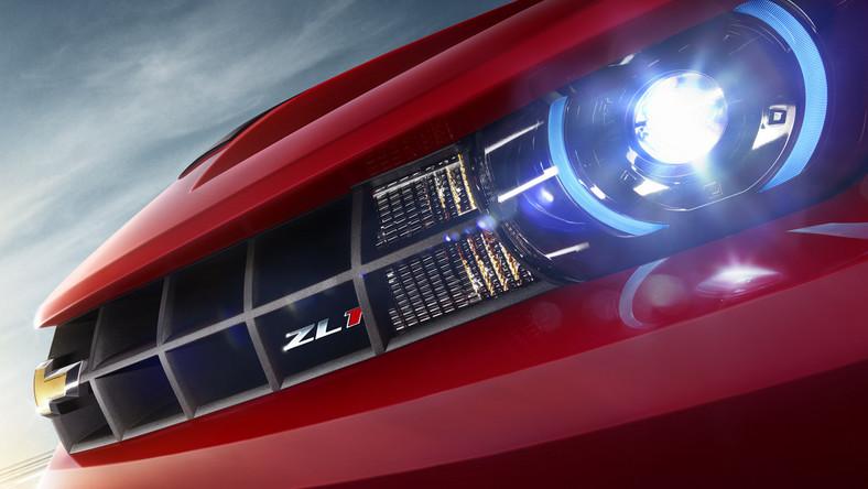 Oto camaro ZL1 - Chevrolet z piekła rodem