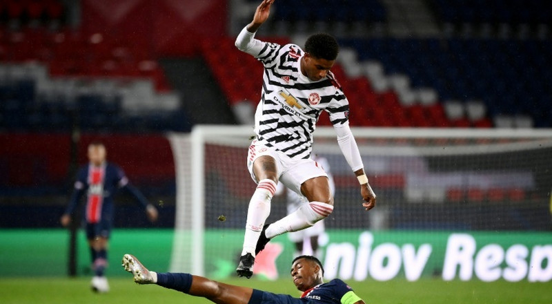 Rashford and Solskjaer give Man Utd lift-off and leave PSG out of sorts