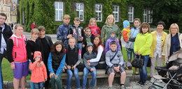 Niezwykła wizyta. Dzieci Majdanu odwiedziły Kraków