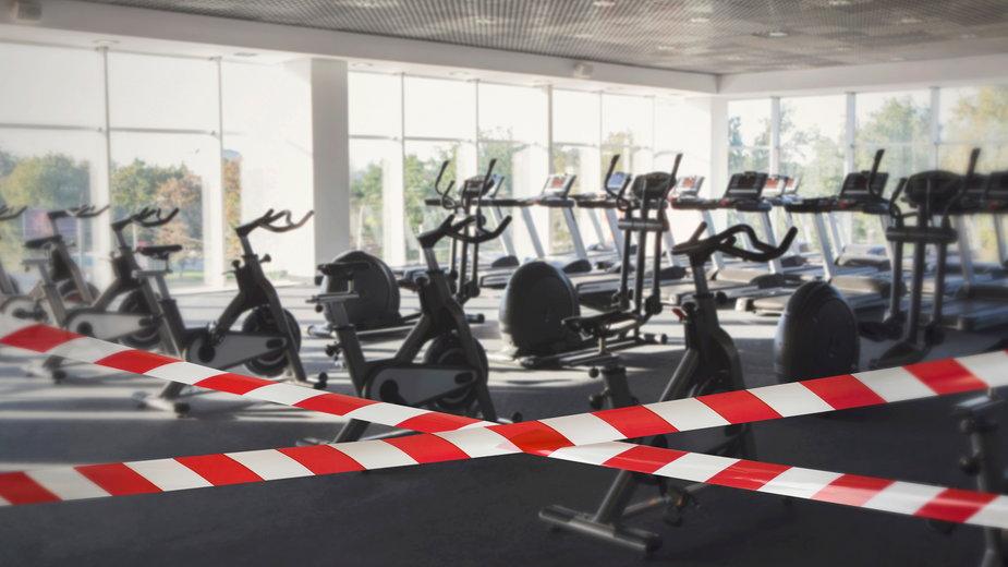 Kto w czasie pandemii może korzystać z siłowni?