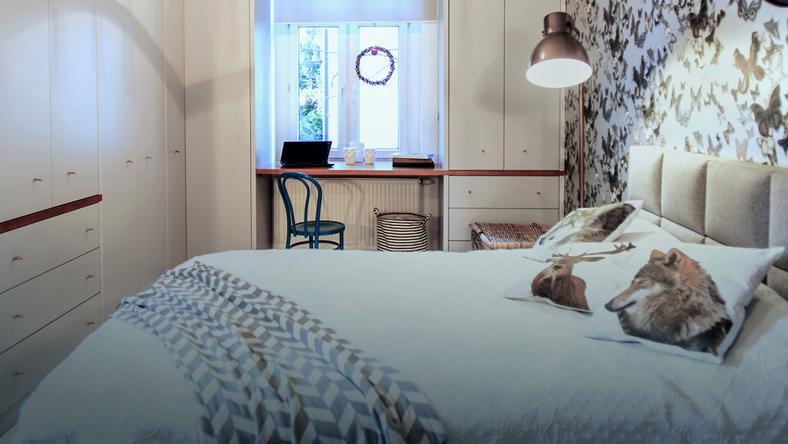 Metamorfozę sypialni zacznijmy od wymiany narzuty