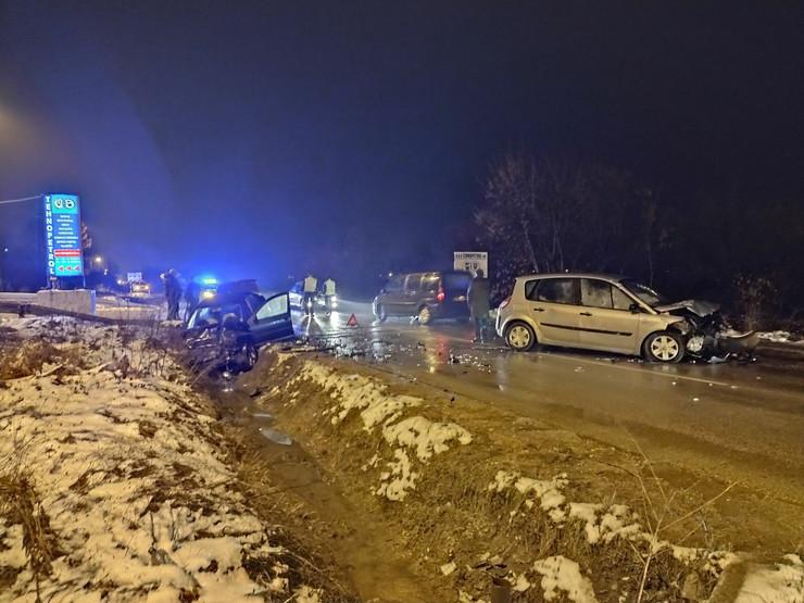Niš saobraćajna nesreća