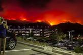kalifornija požar kombo