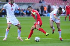 IZ MINUTA U MINUT Veliki derbi Lige nacija, Srbija - Crna Gora 2:1