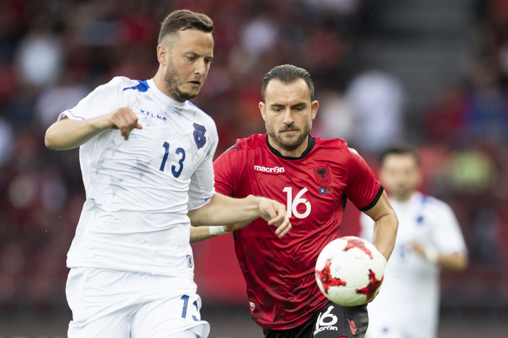 Albanija, tzv Kosovo