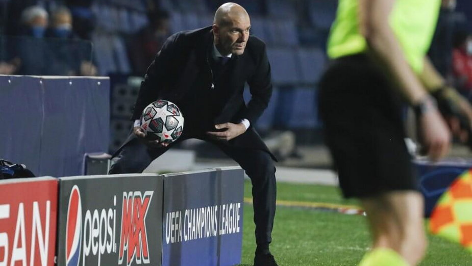 Zidane: Real gotowy na kolejny mecz