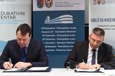 Potpisivanje ugovora o kupovini imovine AD ''Petar Drapšin''