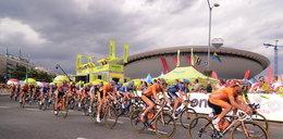 Jadą kolarze Tour de Pologne