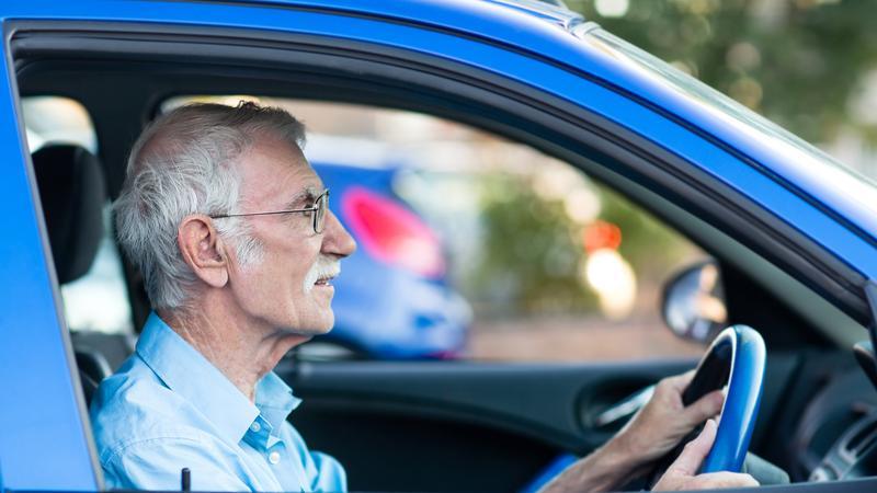 Starszy kierowca