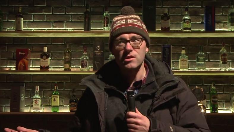 """Peadar de Burca, Irlandczyk mieszkający obecnie w Gliwicach, felietonista katowickiej """"Gazety Wyborczej"""" zaprasza na """"Wesele"""" Wyspiańskiego w Teatrze Śląskim"""