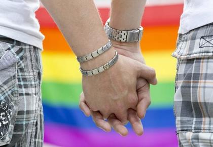 demonstracja seksu gejowskiego seksowne młode nagie zdjęcie