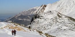 Atak zimy w Tatrach. Najwyższy stopień zagrożenia lawinami