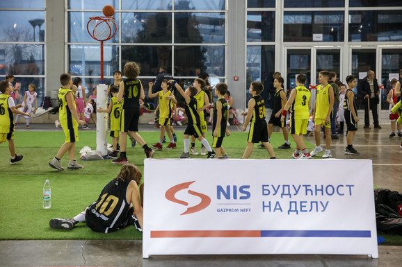 Mini basket Srbija