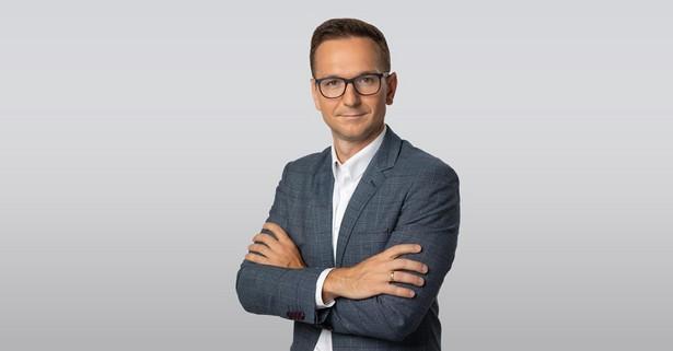Waldemar Buda, wiceminister funduszy i polityki regionalnej.