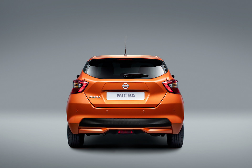 Nowy Nissan Micra