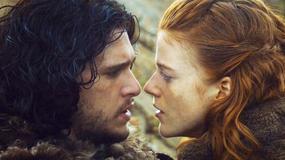 """Para w serialu i życiu. Jon Snow i Ygritte z """"Gry o tron"""" zaręczyli się poza planem"""