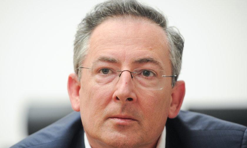 Sienkiewicz zeznaje w prokuraturze
