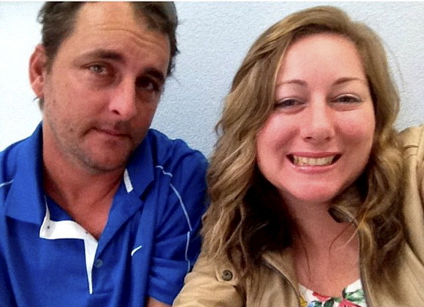 Dowiedziała się, że jest w ciąży w dniu pogrzebu męża