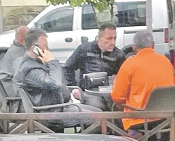 Slobodan Đorđević, koji se prema prijavi, zaleteo na Mariju, u društvu bivšeg predsednika opštine Brus