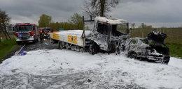 Koszmarne wypadki na Lubelszczyźnie. Zginęły cztery osoby
