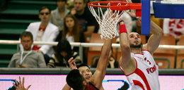 Koszykarze postraszyli Chińczyków
