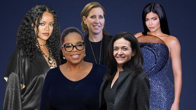 Oto 100 kobiet w USA, które same dorobiły się majątku. Jest polski akcent