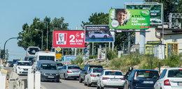 Nielegalne reklamy znikną z ulic Krakowa
