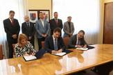 Potpisivanje ugovora o nabavci angio-sala za Sombor, Zrenjanin i Suboticu