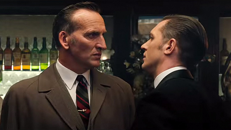 "Christopher Eccleston w filmie ""Legend"""