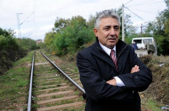 Dragoljub Simonović, prvi čovek Grocke