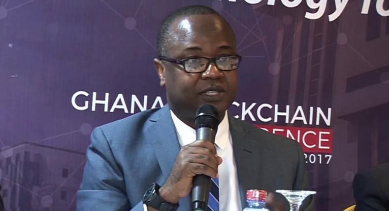 First Deputy Governor of the Bank of Ghana, Dr Maxwell Opoku Afari